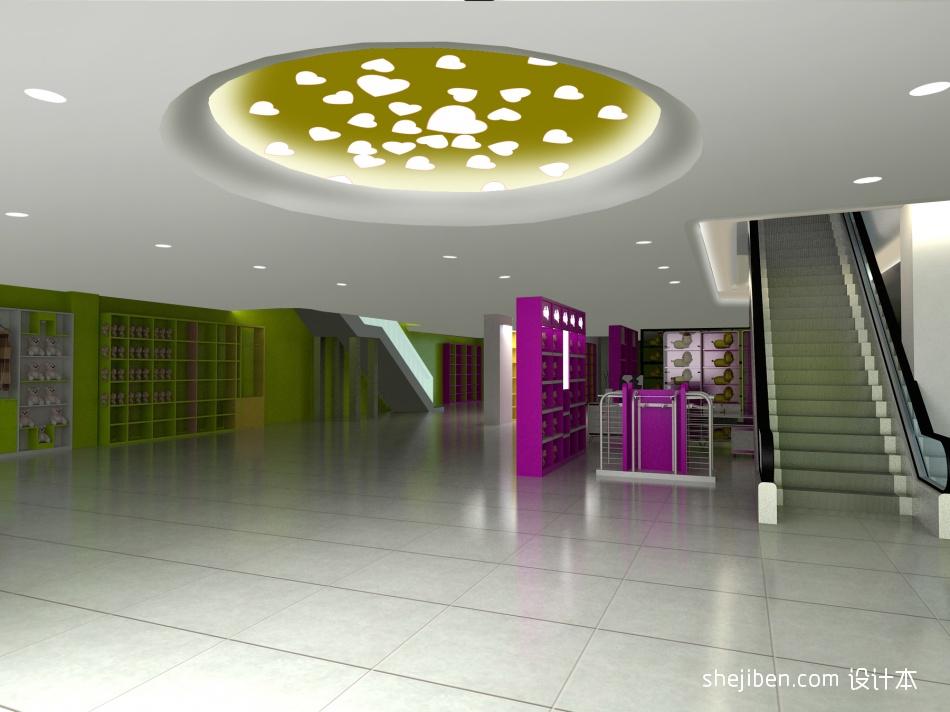 7购物空间设计图片赏析