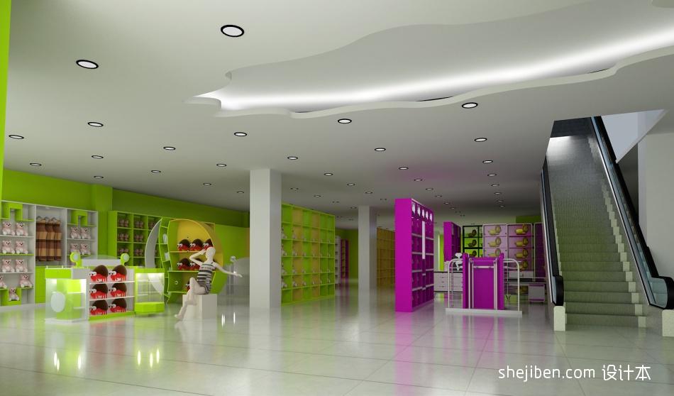 3购物空间设计图片赏析
