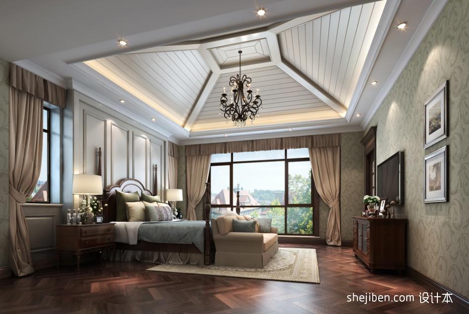 大气396平混搭别墅客厅美图客厅潮流混搭客厅设计图片赏析