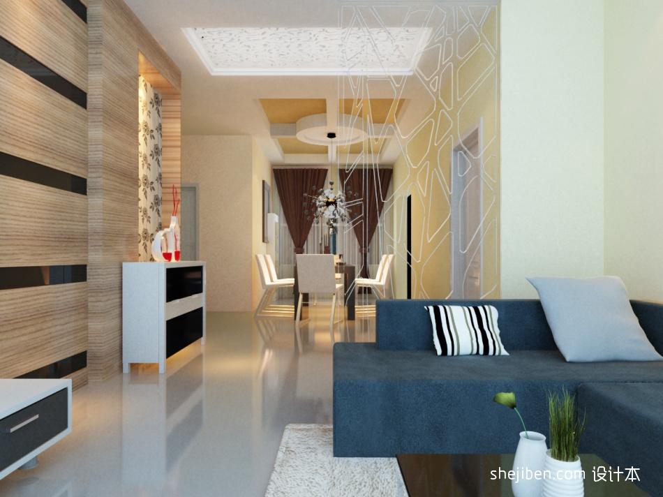 精选面积98平混搭三居餐厅装修欣赏图片厨房潮流混搭餐厅设计图片赏析