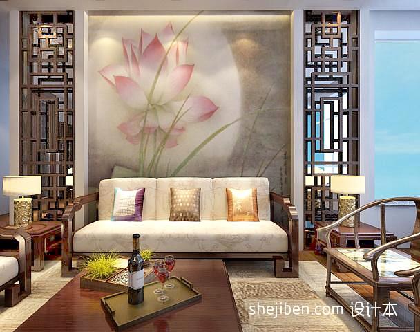 精致35平混搭小户型客厅实景图潮流混搭设计图片赏析