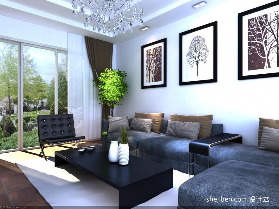 2018混搭小户型客厅装饰图片大全客厅潮流混搭客厅设计图片赏析