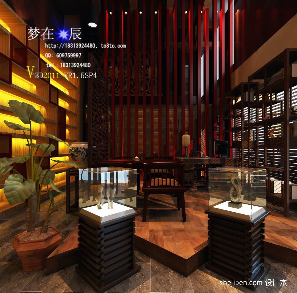 阁楼商业展示其他设计图片赏析