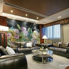 奢华的客厅装修效果图大全2012图片