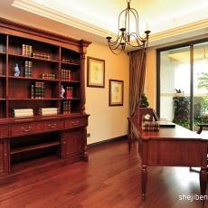 书房书柜装修效果图大全2012图片