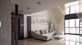 面积126平复式客厅混搭欣赏图片大全