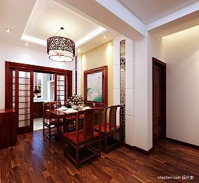 木纹客厅地砖效果图