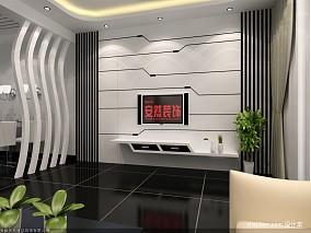 2018精选大小135平混搭四居客厅装修图