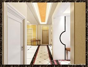 中式豪华客厅装修