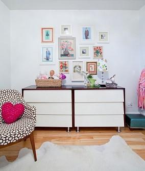 客厅家具组合柜图片