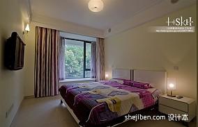 复式卧室现代装修欣赏图片