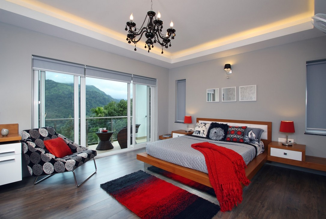 color schemes for bedrooms with white walls 小阳台改卧室设计效果图 土巴兔装修效果图 21049