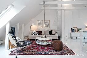 小户型休闲区现代装饰图片