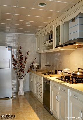 精美三居厨房欧式效果图片欣赏