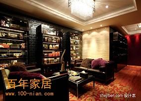 酒店大堂设计室内图片