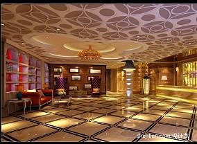 宾馆卫生间装修设计效果图