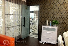 热门113平米欧式别墅餐厅装修效果图片别墅豪宅欧式豪华家装装修案例效果图