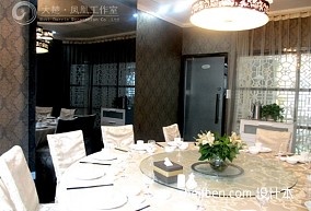 精美面积144平别墅休闲区欧式装修实景图片别墅豪宅欧式豪华家装装修案例效果图