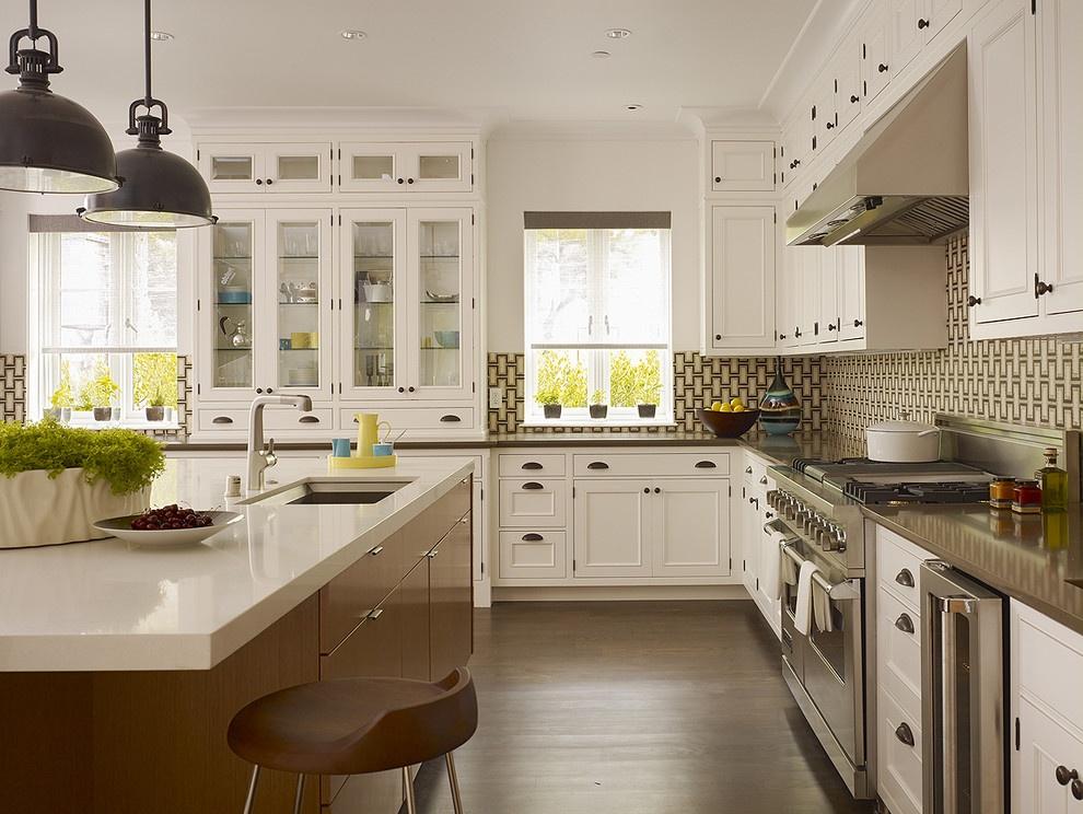 attic reno ideas - 整体厨房效果图 土巴兔装修效果图