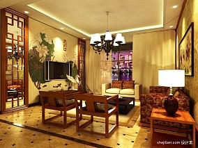 二居中式装饰图片