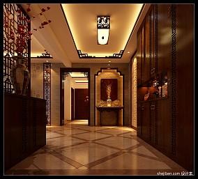 现代风格跃层样板房设计