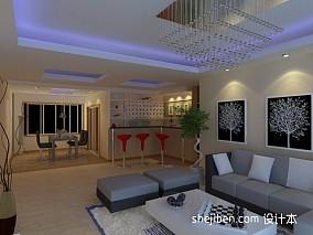 美式别墅室外设计
