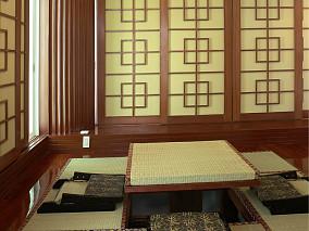 中式家庭榻榻米装修效果图