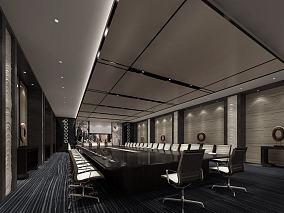 大会议室装修效果图