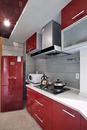 现代小厨房橱柜效果图大全