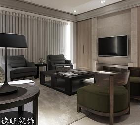 201879平米二居客厅简约装饰图片大全