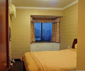 201875平米欧式小户型卧室装修实景图