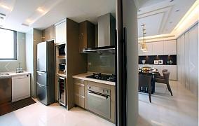 热门现代小户型厨房欣赏图