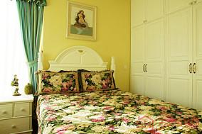 2018欧式小户型卧室欣赏图片