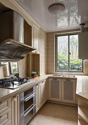 热门欧式小户型厨房装修图片