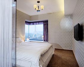 精美75平米简约小户型卧室装修效果图片欣赏