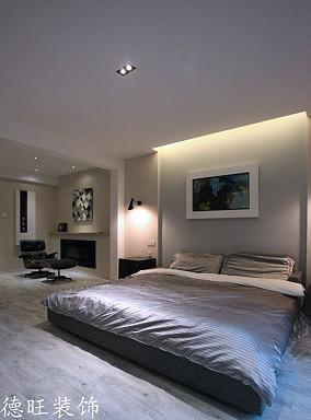 简约榻榻米床卧室装修效果图欣赏