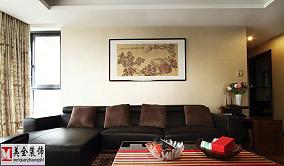 精选面积76平小户型休闲区现代效果图片大全
