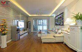二居客厅欧式效果图片大全