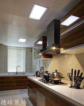 现代简约风格厨房整体橱柜装修效果图大全