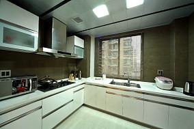 现代简约风格厨房装修效果图大全