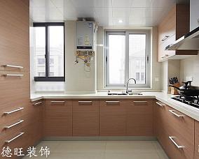 现代简约风格厨房橱柜效果图大全2013图片