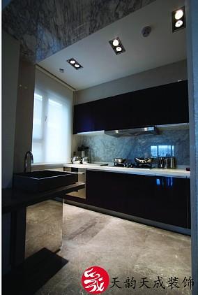 现代风格厨房装修效果图大全2014图