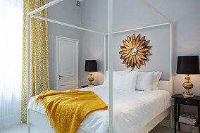 热门欧式小户型卧室实景图片