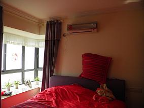 现代风格卧室飘窗装修效果图大全