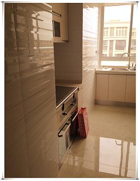 现代中式风格厨房装修效果图大全
