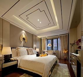 精选面积132平复式卧室欧式装饰图片大全