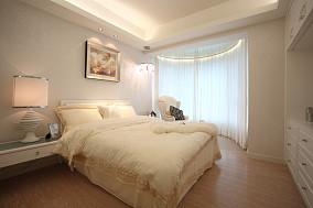 热门面积83平小户型卧室现代装修实景图片大全