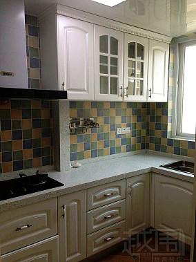 厨房墙砖装修效果图大全图片