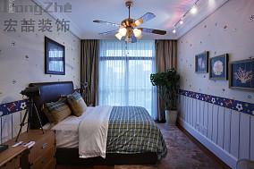 79平米欧式小户型儿童房装修设计效果图片
