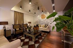 精美新古典小户型客厅实景图片大全